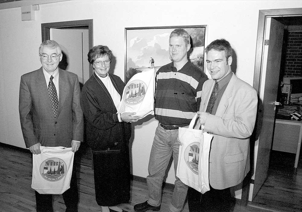 Nibe Erhverv Initiativpris 1995